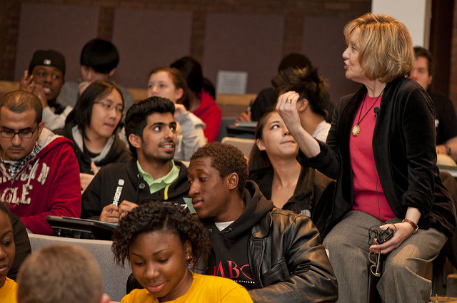 New resources for faculty: The Diverse Classroom