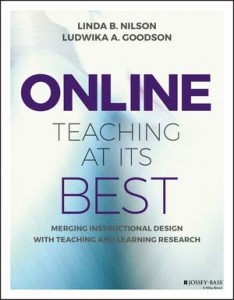 Online Teaching at its Best Book Cover